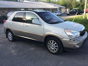 2005 Buick rendezvous(safetied and etested)