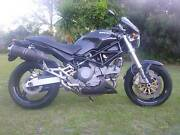 2003 Ducati Monster 1000ie dark. Clothiers Creek Tweed Heads Area Preview