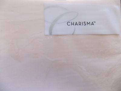 NEW CHARISMA MADISON BLUSH PREMIUM CALIFORNIA  KING FITTED (Madison Fitted Sheet)