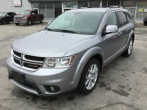 2017 Dodge Journey GT | 7 Passenger | AWD | Heated Seats