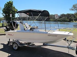 2013 BOSTON WHALER 130 SUPER SPORT Holsworthy Campbelltown Area Preview