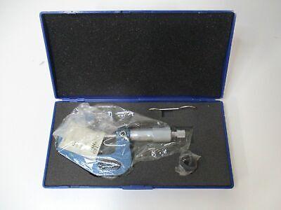 Pro Tool Shav02 0.8-1.4 60 Degree 3 Flutes Measured V-anvil Micrometer