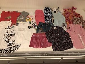 Girls bundle summer clothes size 4-5