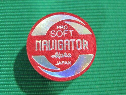 Navigator Alpha Pro Soft Premium Japanese Cue Tip