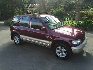 KIA 4X4 SPORTAGE WAGON VERY CLEAN ROADWORTHY & REGISTRATION Melbourne CBD Melbourne City Preview