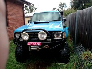 Toyota Hilux 1988 project