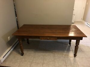 Hand Made Kitchen Table for Sale