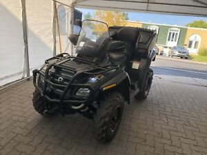 VRAI 2 PLACE CAN-AM OUTLANDER 800 LIMITED EDITION