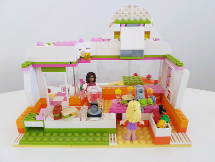 Lego Friends Heart Lake Juice Bar | Toys - Indoor | Gumtree ...