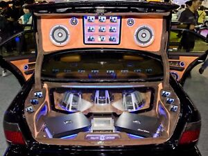 Car audio installs and more !