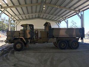 Mack R6X6 Tipper Truck Ex Army Molendinar Gold Coast City Preview