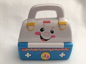 Fisher-Price Laugh & Learn Sing-a-Song Medical Doctor Kit Scarborough Stirling Area Preview