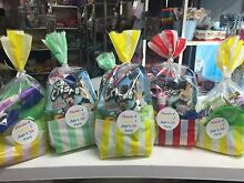 Personalised lolly bags - loot bags party bags birthday favours  Green Valley Liverpool Area Preview
