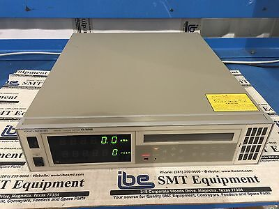 Ono Sokki Digital Torque Meter Model Ts-3600b