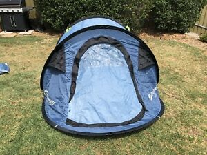 Outwell Jersey S pop up tent. Excellent condition