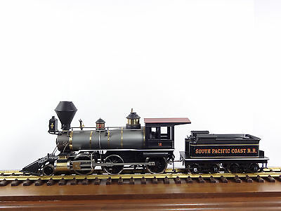 Accucraft 1:24 Gauge One Brass Southern Pacific Coast 2-6-0 Mogul Steam Engine