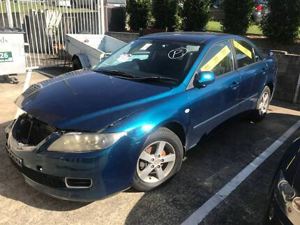2006 Mazda 6 Wrecking Limited Sport Sedan 6 Speed Manual Burleigh Heads Gold Coast South Preview