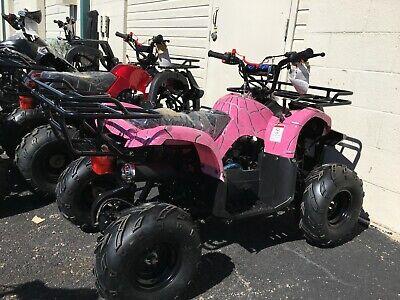 ATV 125cc Youth ATV TAOTAO 125D Utility Quad Kids 4 wheeler FREE SHIP 125CC ATV