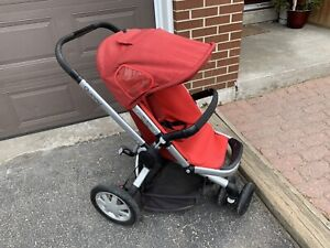 Quinny Buzz Stroler and Bassinet