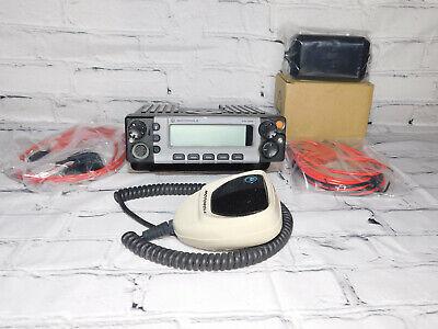 Motorola Xtl5000 Vhf 136-174mhz P25 Digital Mobile Radio W Aes Des 8algo 05