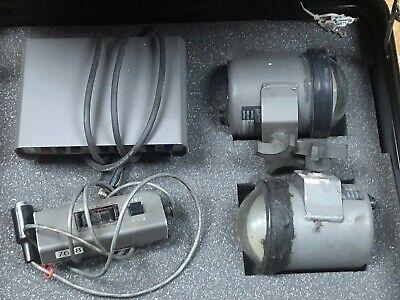Mph Python Ii - K-band Police Radar Gun W 2 Antennas Remote