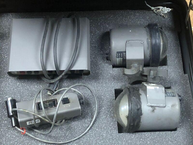 MPH Python II - K-Band Police Radar Gun w/ 2 Antennas, & Remote
