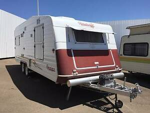 2001 Roadstar V200 Caravan 21' with shower & toilet North St Marys Penrith Area Preview