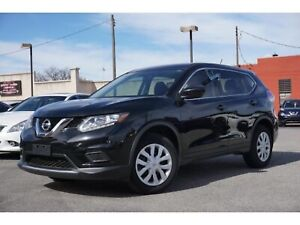 2016 Nissan Rogue S FWD ONLY 18998+HST!!!! PERFECT SUV FOR TORON
