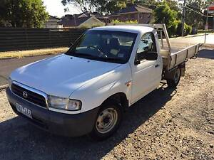 2002 Mazda B2600 Ute 5SP Man Dual Fuel Blackburn South Whitehorse Area Preview