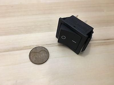 1 Piece Black 4 Pin Kcd4 20a Rocker Switch On Off 12v 125v 250v B5