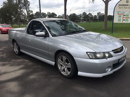 Holden vy ss ute 5.7 manual 6 speed selling cheap