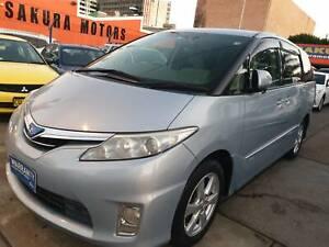 2010 TOYOTA Estima hybrid ahr20 Granville Parramatta Area Preview