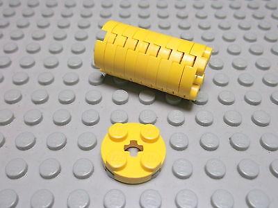 Lego 2508 # 4x  Platte 1x2 Schwarz 7894 6481