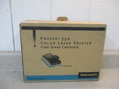 TEKTRONIX PHASER 750 COLOR LASER PRINTER CARTRIDGE #781050G NEW for sale  Shipping to India