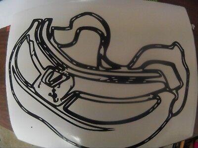 Quad Racing Drone Racing RC  van or car window stickers decals goggles fpv ... - Vans Goggles