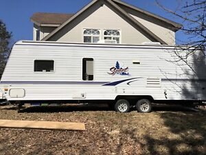 Trailers with bunks for sale