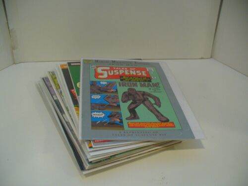 Marvel -Iron Man Comic Book Lot