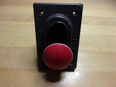 Rees 03605-032 Heavy Duty Startstop Push Button Switch