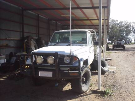1993 Toyota LandCruiser Ute Moree Moree Plains Preview
