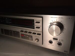 Realistic Tape Deck