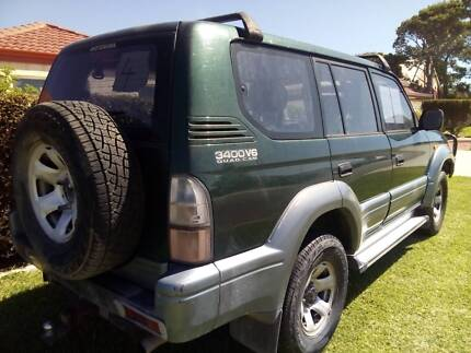 Real good conditioned ''Toyota Landcruiser Prado'' for sell !
