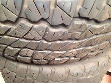 GXL TYRES - 265 70 16 - Dunlop AT1 Grand Trek West Swan Swan Area Preview