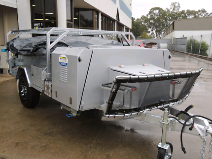 Gulwing Camper Trailer Kippa-ring Redcliffe Area Preview