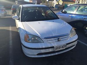 Civic 2001 for sale Lakemba Canterbury Area Preview