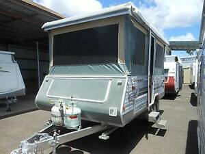 2003 Jayco Penquin Outback Pialba Fraser Coast Preview