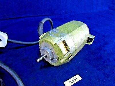 Emco Unimat Dbsl Mini Lathe Electric Motor Type U90 4360