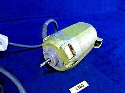 Emco Unimat Dbsl Mini Lathe Electric Motor Type U90 4360