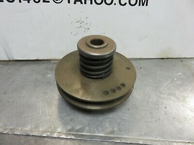 Clausing Drill Press Part 151617 Series Motor Pulley 58 Shaft