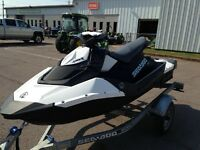 2017 Sea-Doo SPARK 3up Rotax 900 HO ACE™ Charlottetown Prince Edward Island Preview