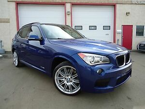 2013 BMW X1 3.5i AWD xdrive